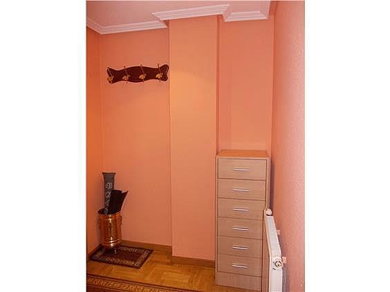 Apartamento en alquiler en calle Juan Antonio Alvarez Rabanal, Milán-Pumarin-Pontón de Vaqueros en Oviedo - 331791331