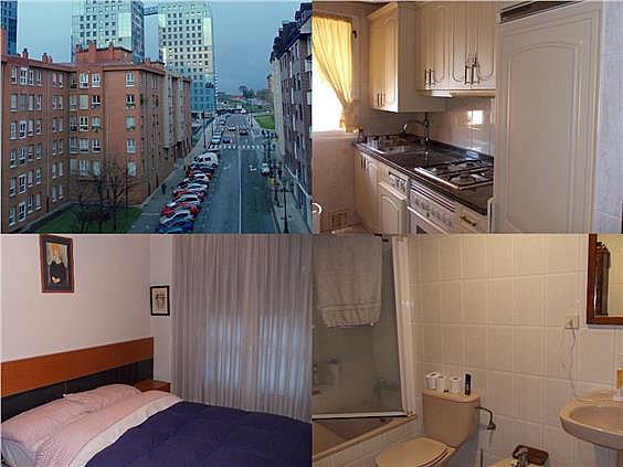 Piso en alquiler en calle Bermudez de Castro, Milán-Pumarin-Pontón de Vaqueros en Oviedo - 289182786