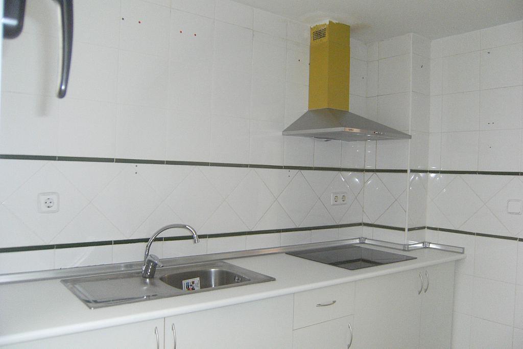 Cocina - Apartamento en alquiler en calle Gines de la Neta, Palmar, el (el palmar) - 245211560