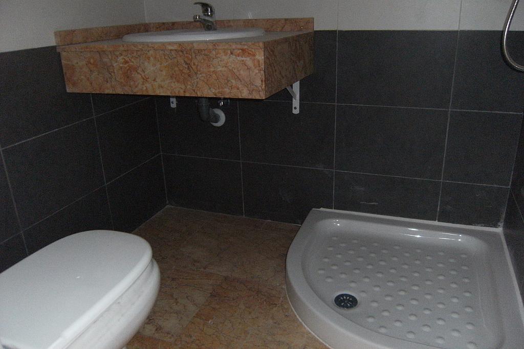 Baño - Apartamento en alquiler en calle Gines de la Neta, Palmar, el (el palmar) - 245211596