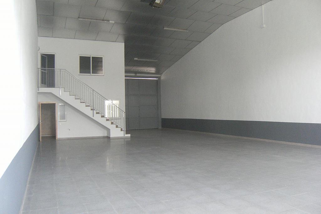 Planta baja - Nave industrial en alquiler en calle Carril de la Manresa, Puente Tocinos - 248044211