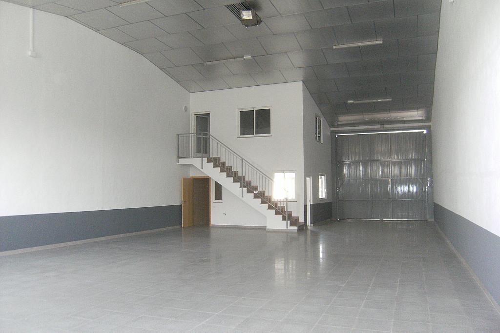 Planta baja - Nave industrial en alquiler en calle Carril de la Manresa, Puente Tocinos - 248044212
