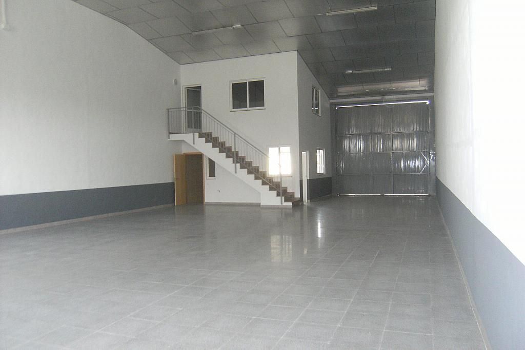 Planta baja - Nave industrial en alquiler en calle Carril de la Manresa, Puente Tocinos - 248044215