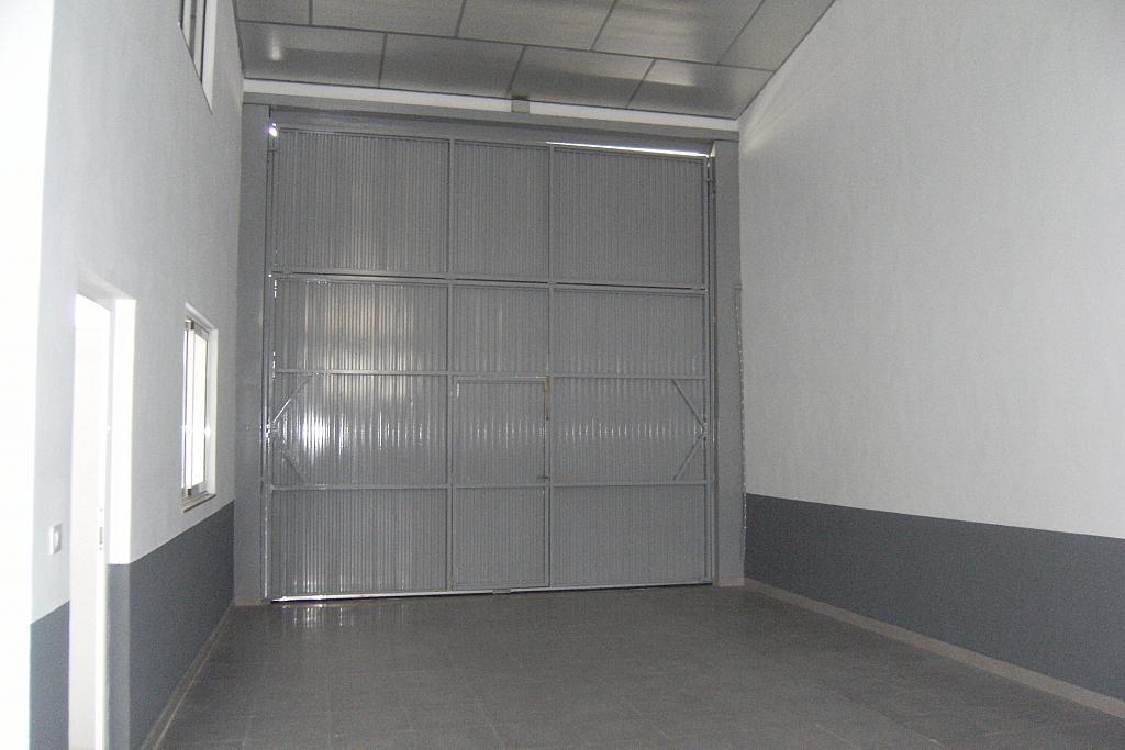 Detalles - Nave industrial en alquiler en calle Carril de la Manresa, Puente Tocinos - 248044217