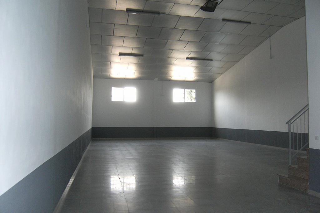 Planta baja - Nave industrial en alquiler en calle Carril de la Manresa, Puente Tocinos - 248044224