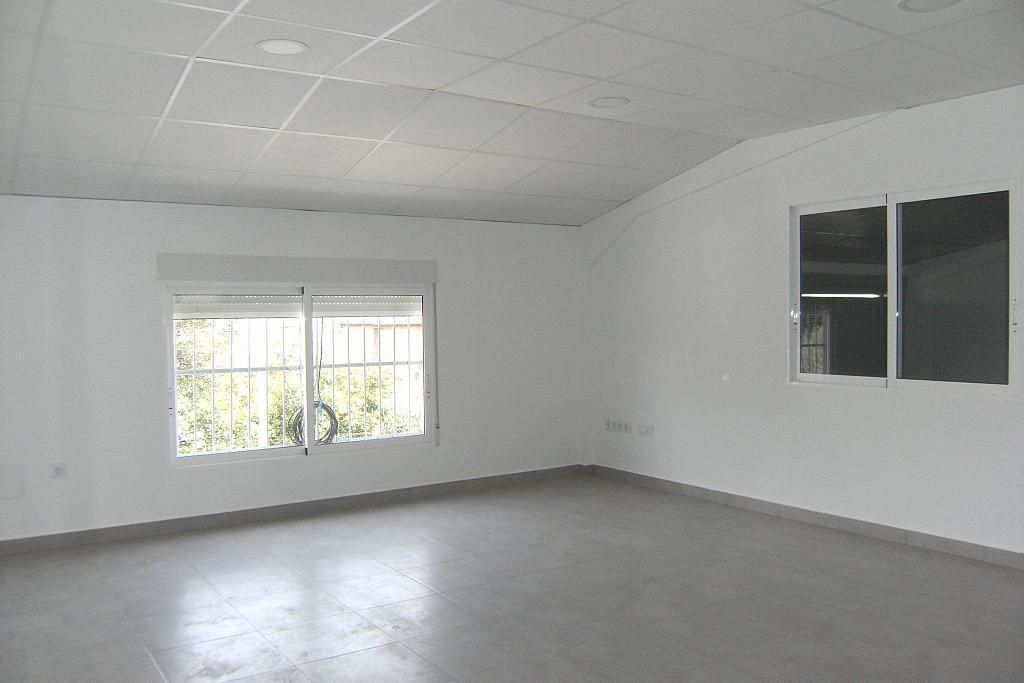 Oficina - Nave industrial en alquiler en calle Carril de la Manresa, Puente Tocinos - 248044236