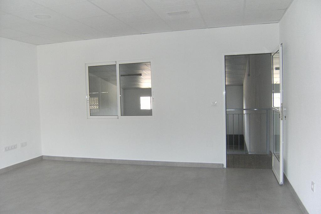 Oficina - Nave industrial en alquiler en calle Carril de la Manresa, Puente Tocinos - 248044239