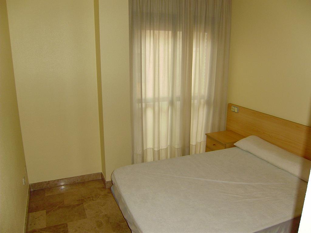 Dormitorio - Apartamento en alquiler en calle Matadero Viejo, El Carmen en Murcia - 250416095