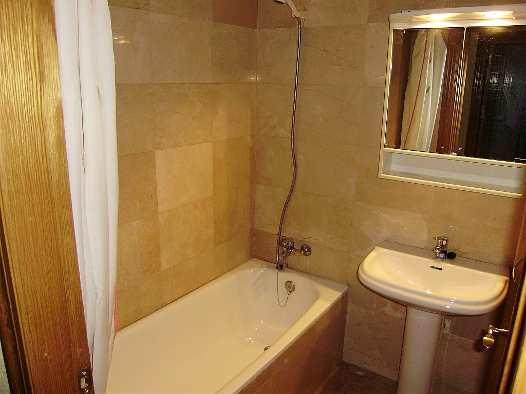 Baño - Apartamento en alquiler en calle Matadero Viejo, El Carmen en Murcia - 250416102