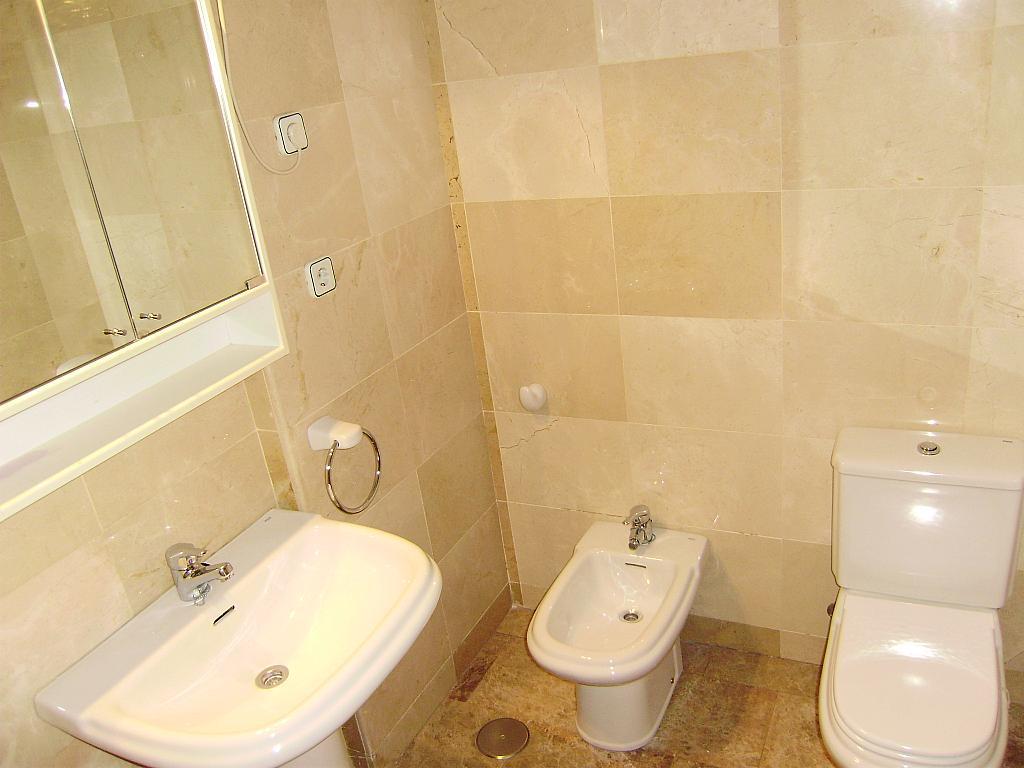 Baño - Apartamento en alquiler en calle Matadero Viejo, El Carmen en Murcia - 250416103