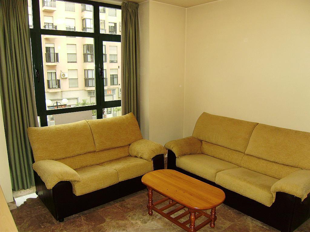 Salón - Apartamento en alquiler en calle Matadero Viejo, El Carmen en Murcia - 250416105