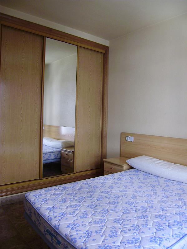 Dormitorio - Apartamento en alquiler en calle Matadero Viejo, El Carmen en Murcia - 250416111
