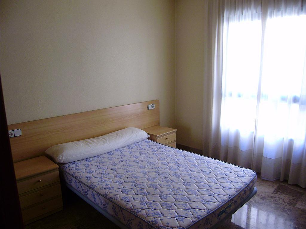 Dormitorio - Apartamento en alquiler en calle Matadero Viejo, El Carmen en Murcia - 250416112