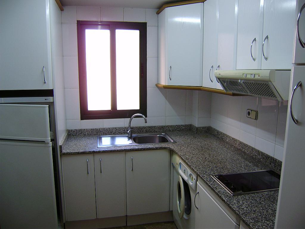 Cocina - Apartamento en alquiler en calle Matadero Viejo, El Carmen en Murcia - 250416114