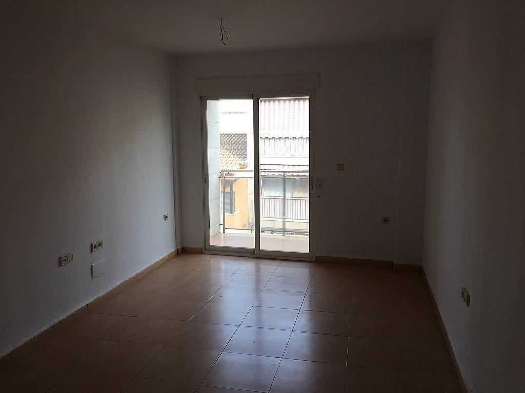 Salón - Apartamento en alquiler en calle Reyes Católicos, Campoamor en Alcantarilla - 259556130