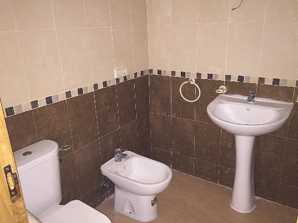 Baño - Apartamento en alquiler en calle Reyes Católicos, Campoamor en Alcantarilla - 259556139