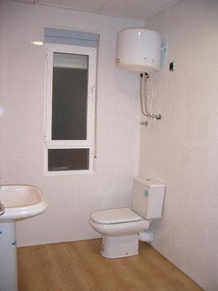 Baño - Oficina en alquiler en plaza Preciosa, Nuestra Sra de la Fuentesanta en Murcia - 269051294