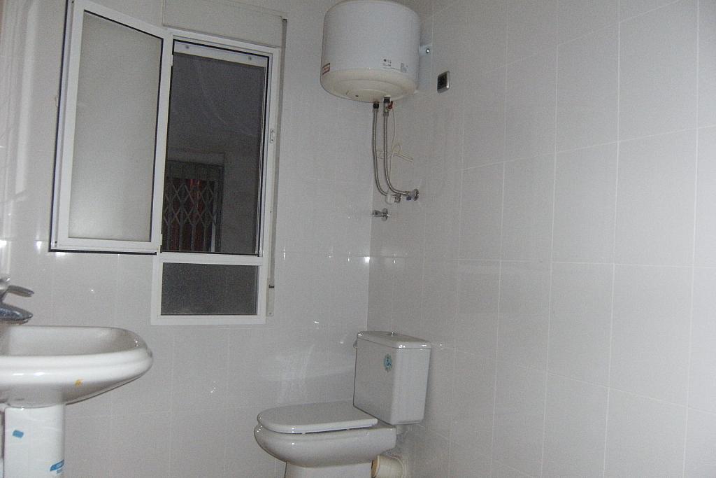 Baño - Oficina en alquiler en plaza Preciosa, Nuestra Sra de la Fuentesanta en Murcia - 269051295