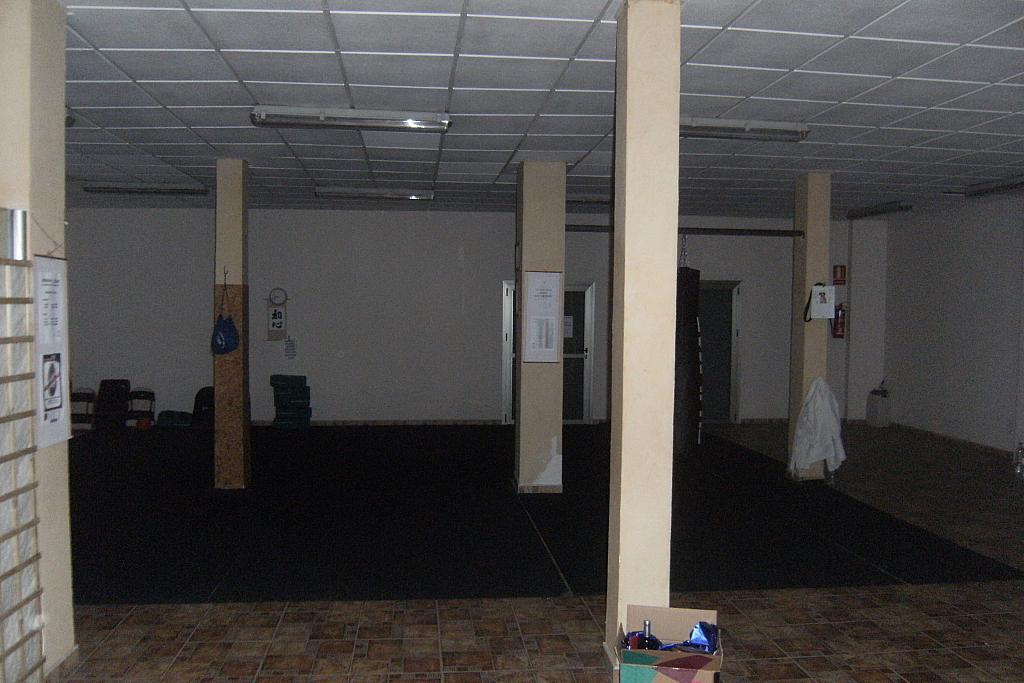 Planta baja - Local comercial en alquiler en calle Torre de Romo, El Carmen en Murcia - 277570147