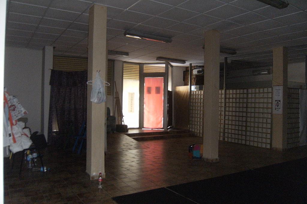 Planta baja - Local comercial en alquiler en calle Torre de Romo, El Carmen en Murcia - 277570162