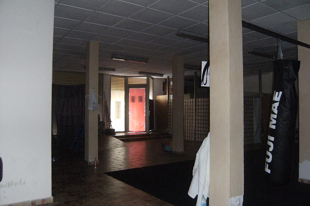 Planta baja - Local comercial en alquiler en calle Torre de Romo, El Carmen en Murcia - 277570187