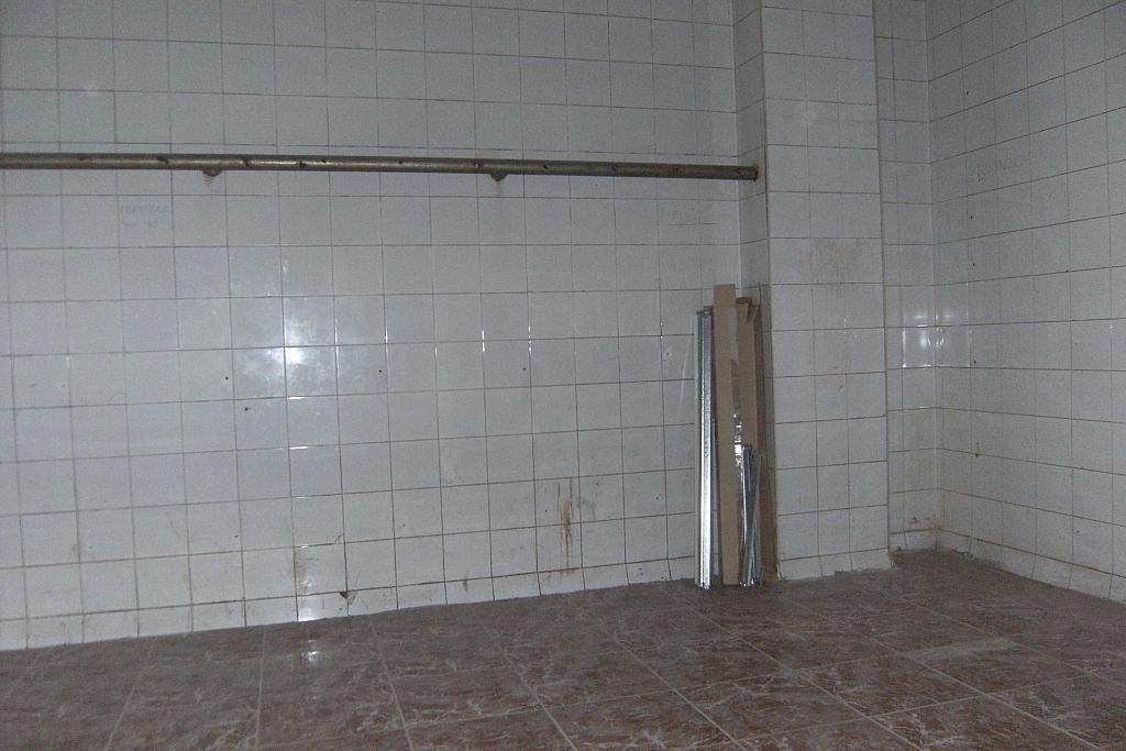 Planta baja - Local comercial en alquiler en calle Torre de Romo, El Carmen en Murcia - 277570202
