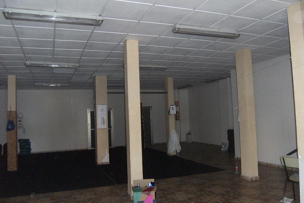 Planta baja - Local comercial en alquiler en calle Torre de Romo, El Carmen en Murcia - 277570203