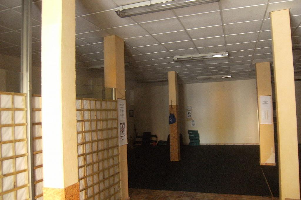 Planta baja - Local comercial en alquiler en calle Torre de Romo, El Carmen en Murcia - 277570204