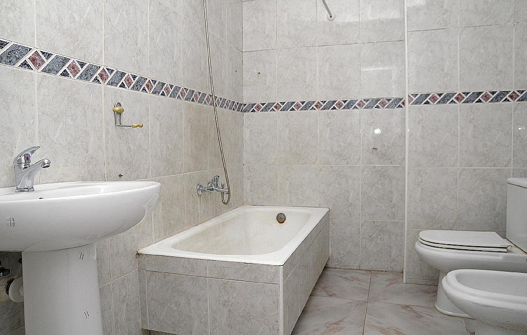Baño - Piso en alquiler en calle Floridablanca, Palmar, el (el palmar) - 283568542
