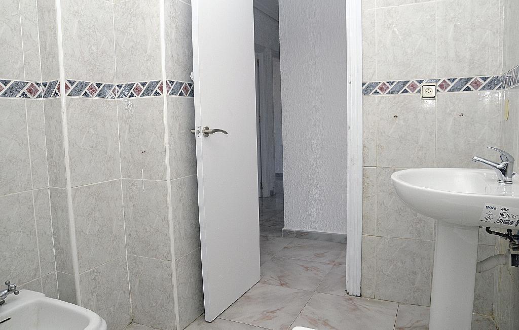 Baño - Piso en alquiler en calle Floridablanca, Palmar, el (el palmar) - 283568543