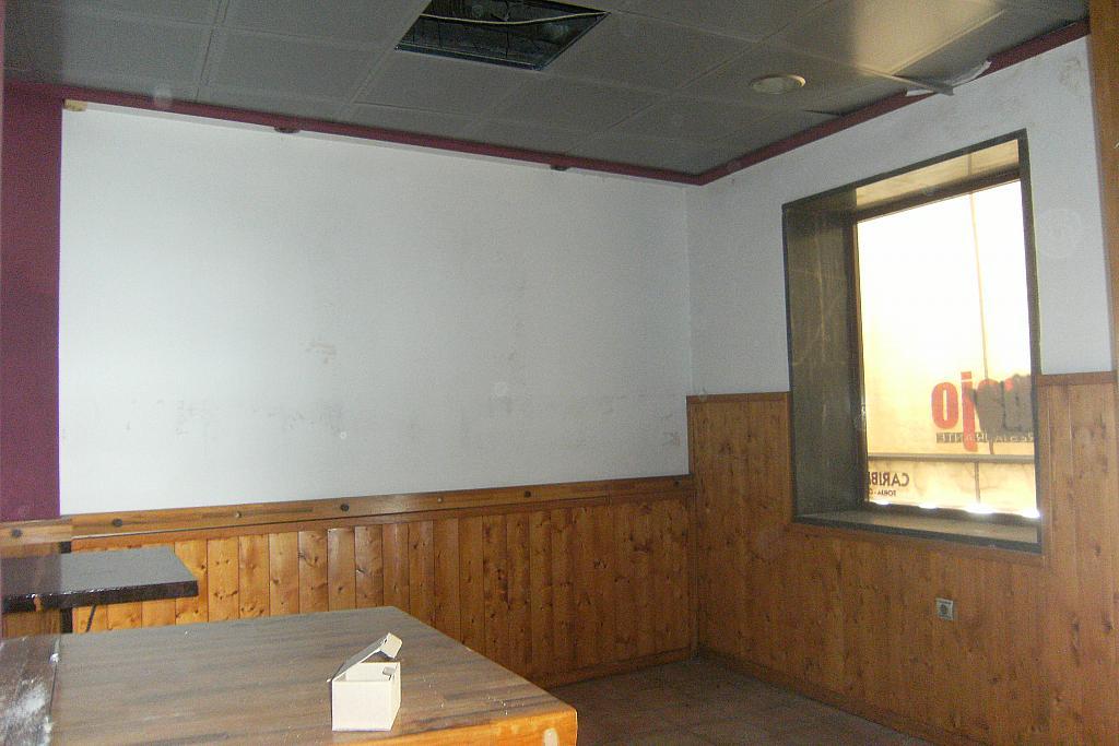 Detalles - Local comercial en alquiler en calle Saavedra Fajardo, Algezares - 289774234