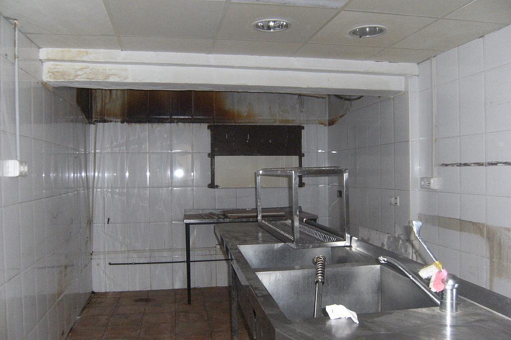 Cocina - Local comercial en alquiler en calle Saavedra Fajardo, Algezares - 289774244