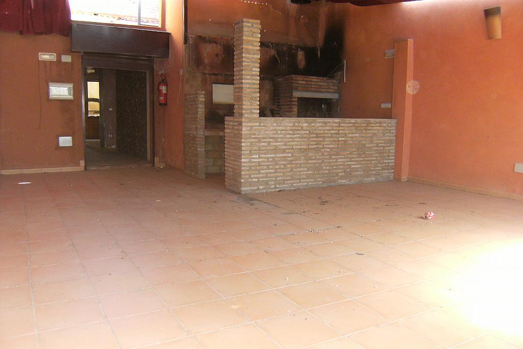 Terraza - Local comercial en alquiler en calle Saavedra Fajardo, Algezares - 289774261