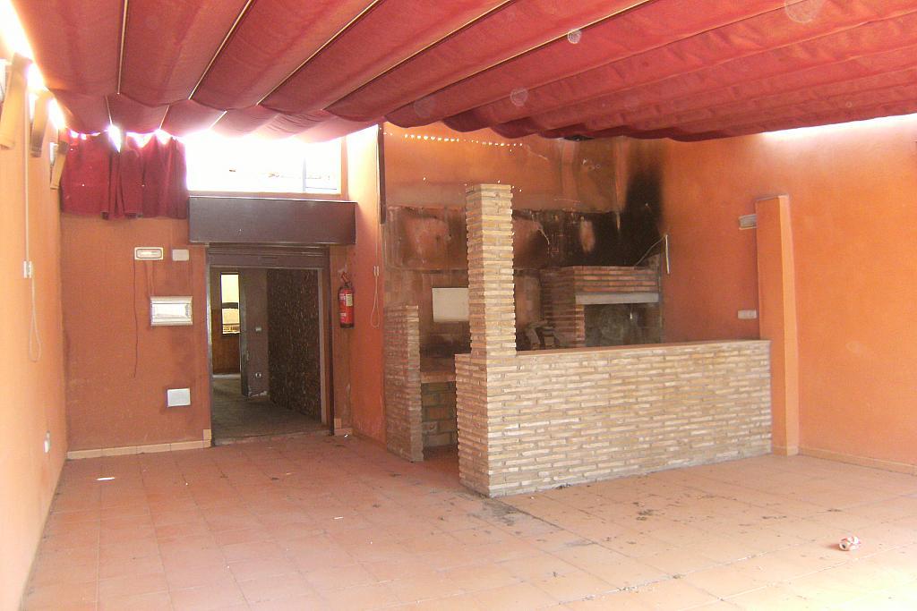 Terraza - Local comercial en alquiler en calle Saavedra Fajardo, Algezares - 289774262