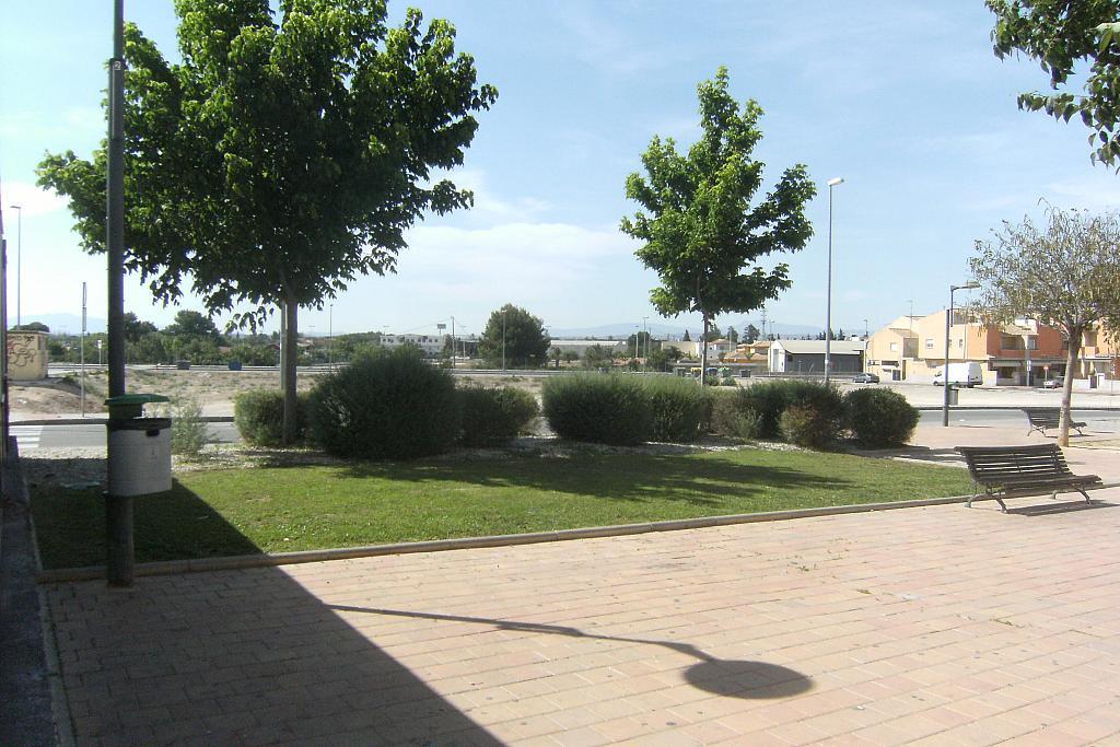 Vistas - Local comercial en alquiler en calle Saavedra Fajardo, Algezares - 289774266