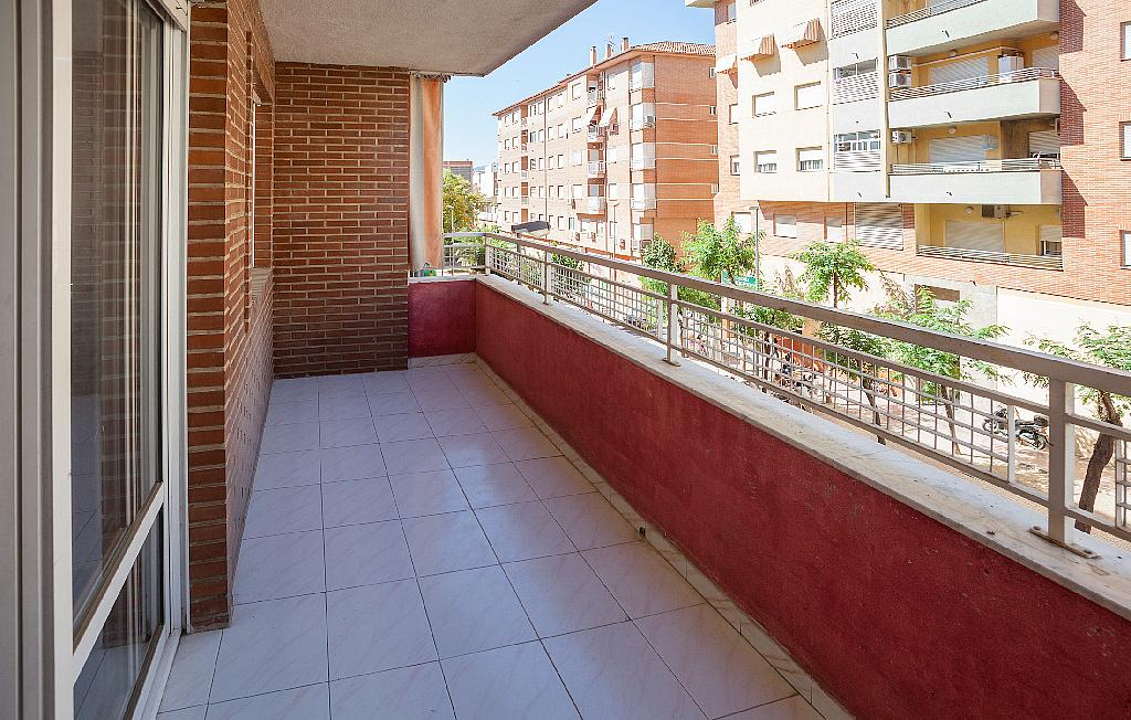 Balcón - Piso en alquiler en plaza De Las Flores, Huerto de los Frailes en Alcantarilla - 293076249