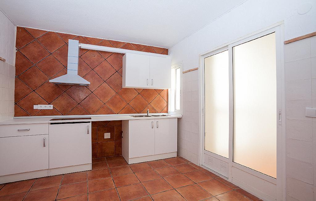 Cocina - Piso en alquiler en plaza De Las Flores, Huerto de los Frailes en Alcantarilla - 293076253