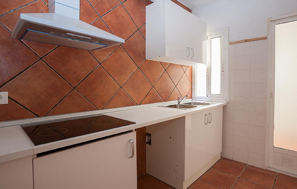 Cocina - Piso en alquiler en plaza De Las Flores, Huerto de los Frailes en Alcantarilla - 293076255