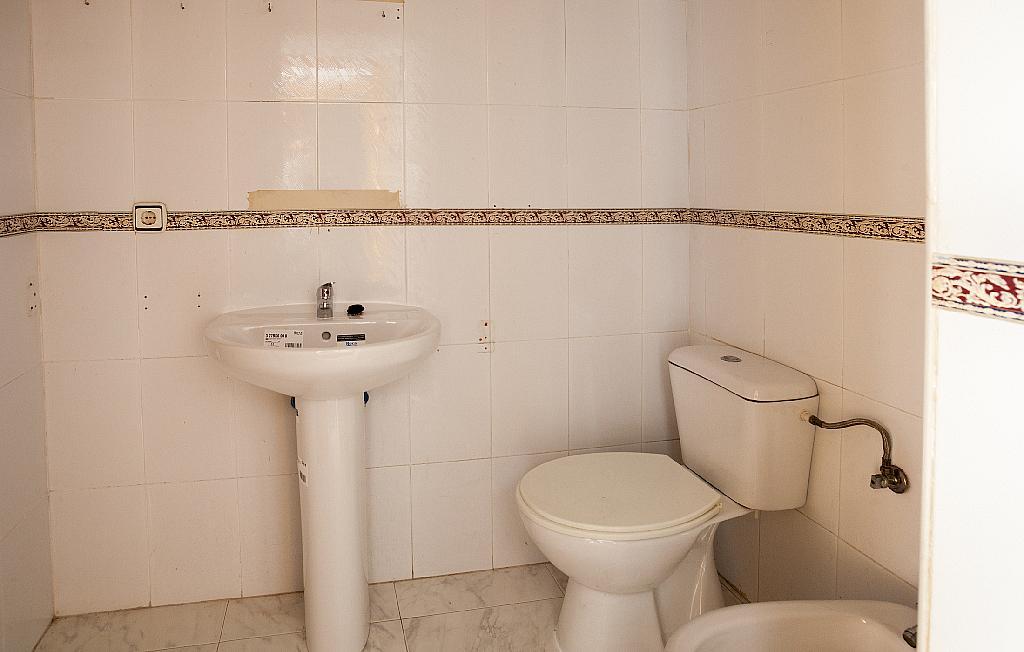 Baño - Piso en alquiler en plaza De Las Flores, Huerto de los Frailes en Alcantarilla - 293076268