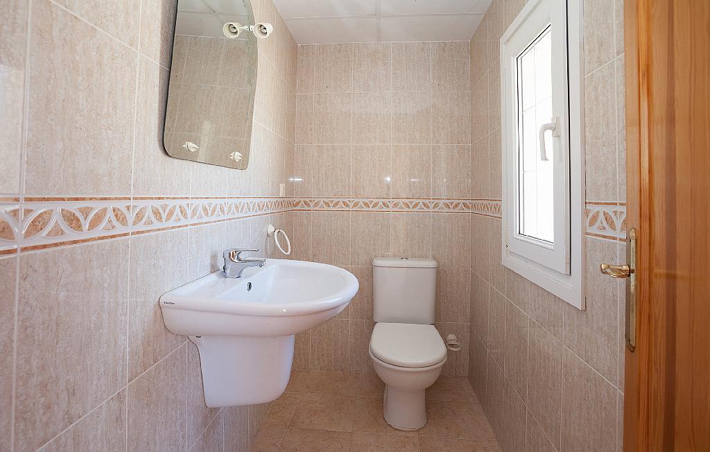 Baño - Chalet en alquiler en urbanización Mossa Trajectum, Baños y Mendigo - 296585534