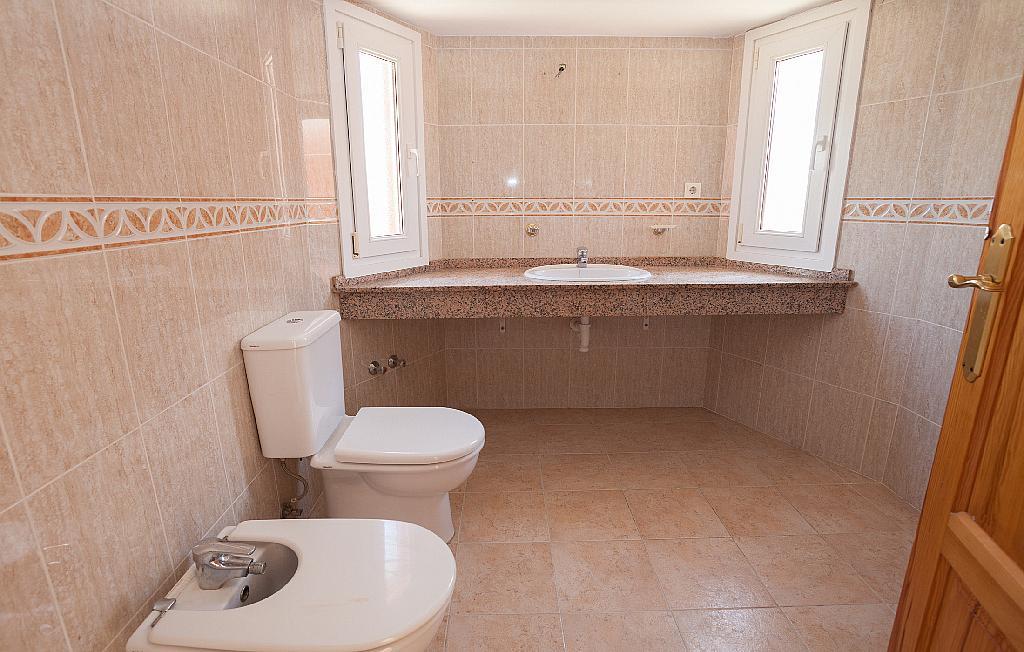 Baño - Chalet en alquiler en urbanización Mossa Trajectum, Baños y Mendigo - 296585562