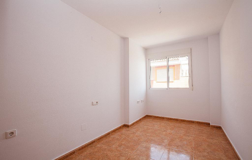 Dormitorio - Ático-dúplex en alquiler en calle Ciudad de Murcia, Beniaján - 300923857