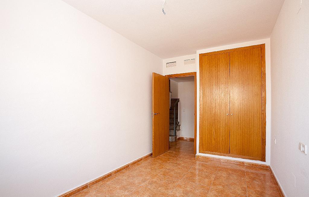 Dormitorio - Ático-dúplex en alquiler en calle Ciudad de Murcia, Beniaján - 300923859