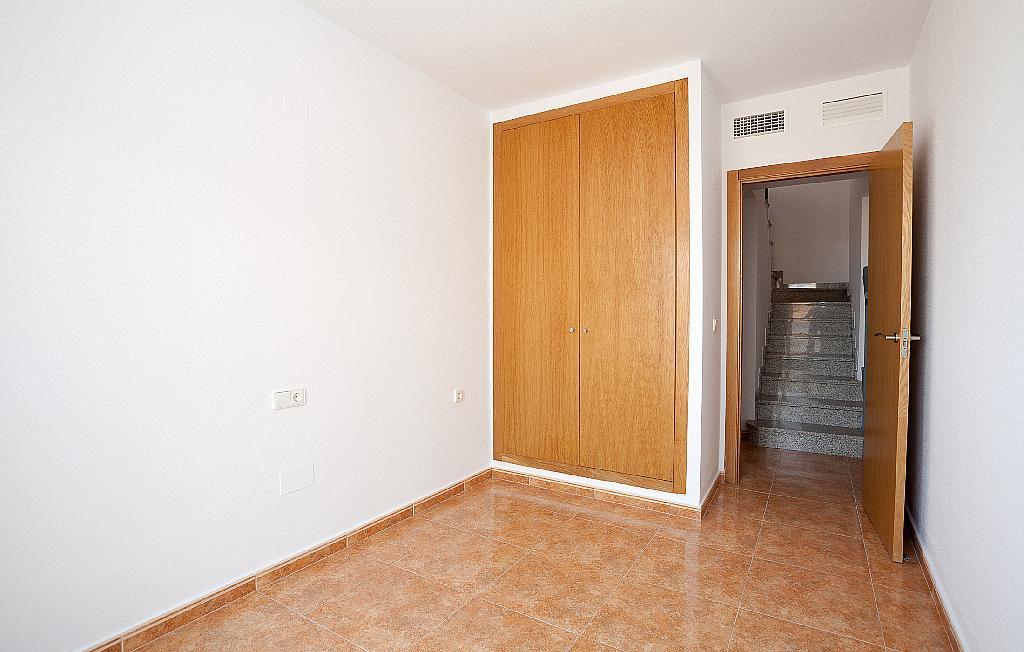 Dormitorio - Ático-dúplex en alquiler en calle Ciudad de Murcia, Beniaján - 300923866