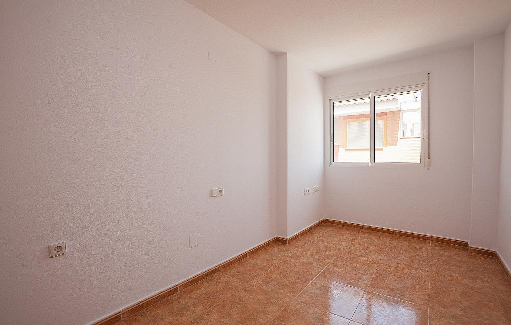 Dormitorio - Ático-dúplex en alquiler en calle Ciudad de Murcia, Beniaján - 300923869