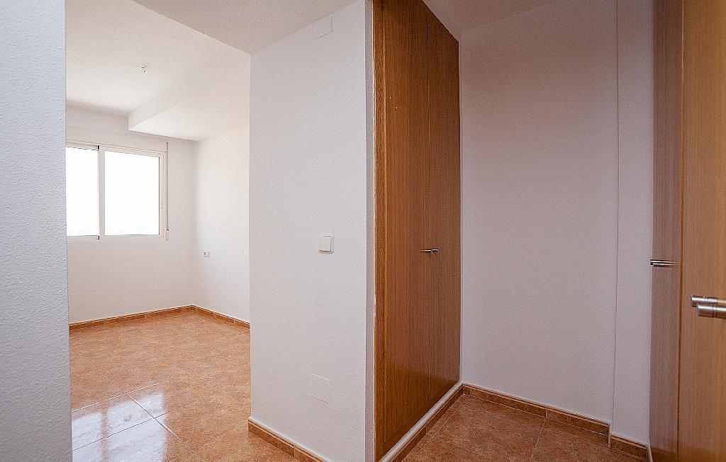 Dormitorio - Ático-dúplex en alquiler en calle Ciudad de Murcia, Beniaján - 300923872