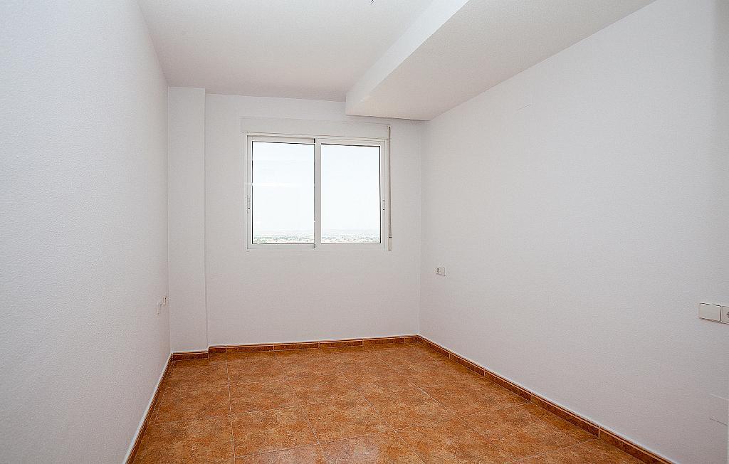 Dormitorio - Ático-dúplex en alquiler en calle Ciudad de Murcia, Beniaján - 300923873
