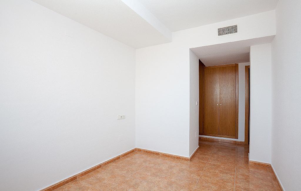 Dormitorio - Ático-dúplex en alquiler en calle Ciudad de Murcia, Beniaján - 300923874