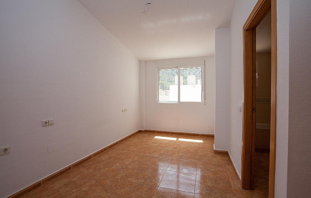 Dormitorio - Ático-dúplex en alquiler en calle Ciudad de Murcia, Beniaján - 300923880