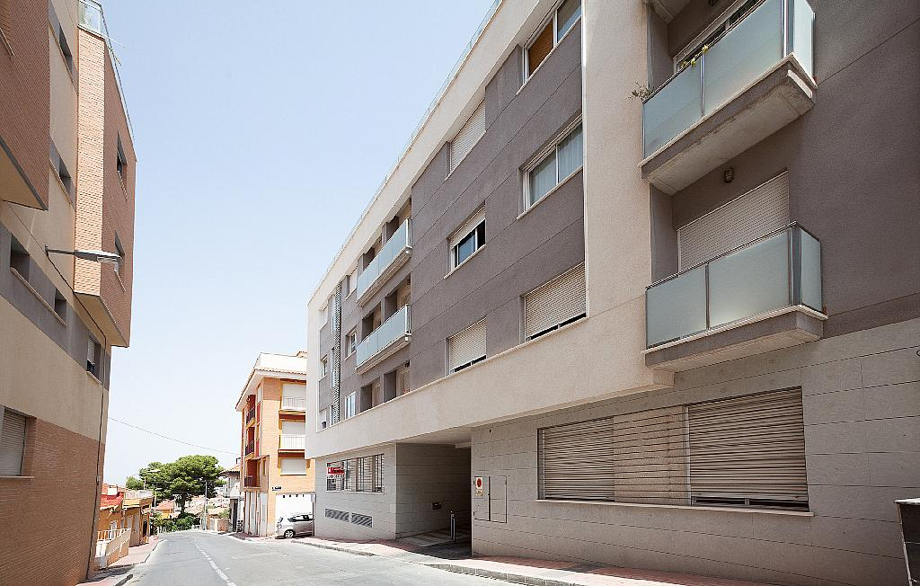 Fachada - Ático-dúplex en alquiler en calle Ciudad de Murcia, Beniaján - 300923882